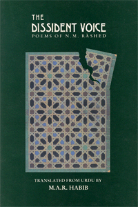 The Dissident Voice: Poems of N.M. Rashed
